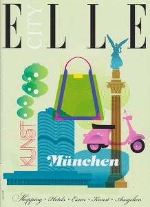 Yasemin Loher Presse - Elle City
