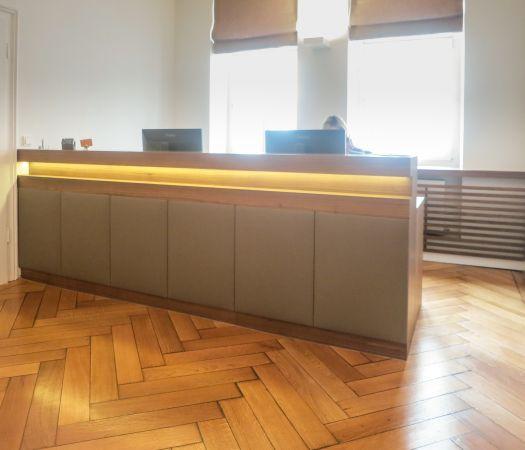 Design Zahnartzpraxis München - Commercial Projekt Loher