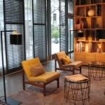 Design Stehleuchte im K 80 Hotel Berlin Design Yasemin Loher