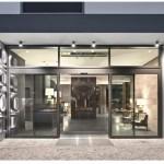 Eingangsbereich K80 Hotel, Hotel Design Yasemin Loher