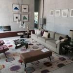 Design Concrete House Wohnzimmer