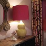 Tischleuchte und Dekoration Yasemin Loher