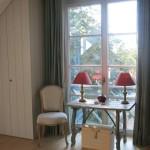 Design Gästehaus Wohnzimmer