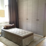 Schlafzimmer und Schlafzimmerschrank Yasemin Loher interiors
