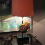 Tischleuchten, Stehleuchten und Pendelleuchten im Showroom Yasemin Loher