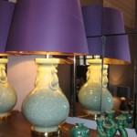 Design Tischlampen Interior Design Showroom Yasemin Loher München