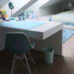 Arbeits- und Schlafzimmer Interior Design München