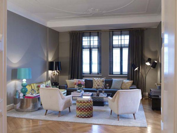interior design apartment l, bogenhausen   yasemin loher interiors