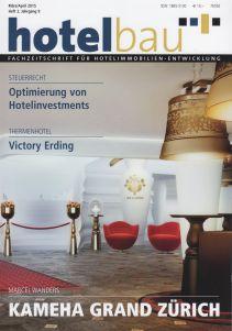 Hotelbau Zeitschrift Yasemin Loher