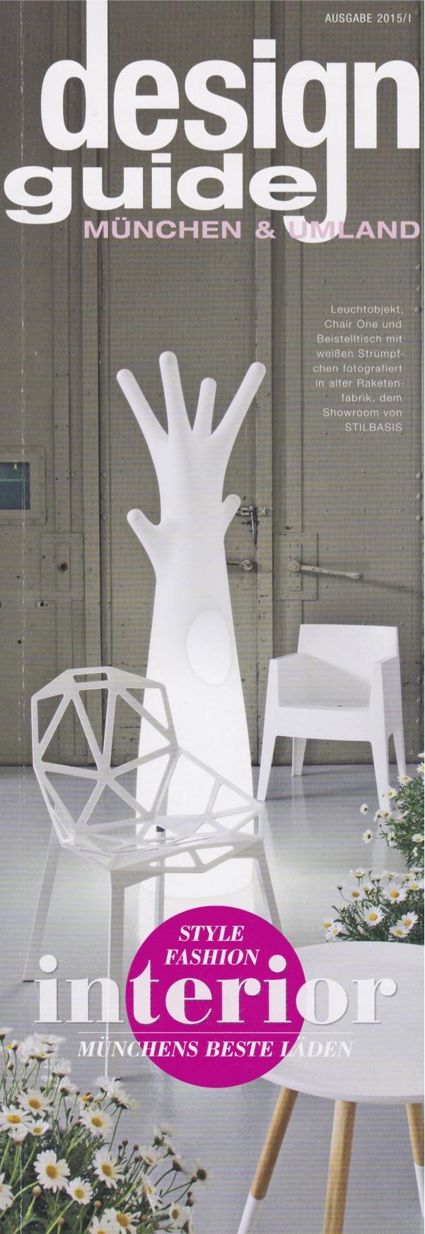Yasemin Loher im Design Guide München 01-2015