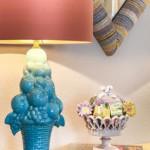 Designlampe Yasemin Loher Showroom