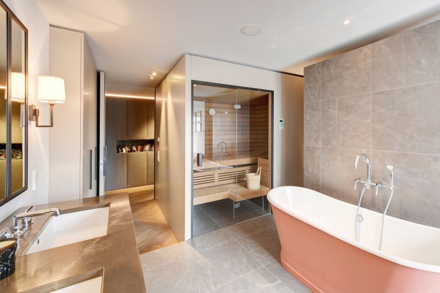 Interior design apartment m schwabing yasemin loher for Interior design munich