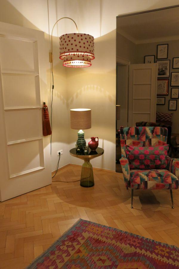 Apartment K Bogenhausen, Yasemin Loher Design Wohnung In München